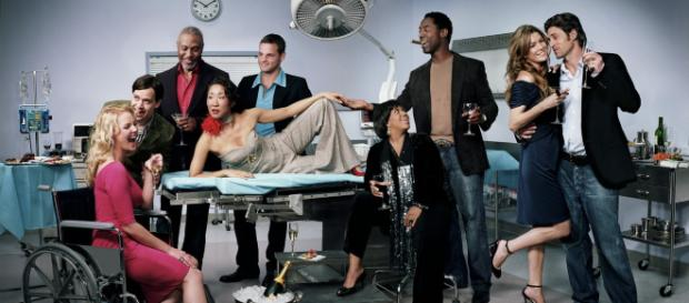 Cast Grey's Anatomy stagione 1