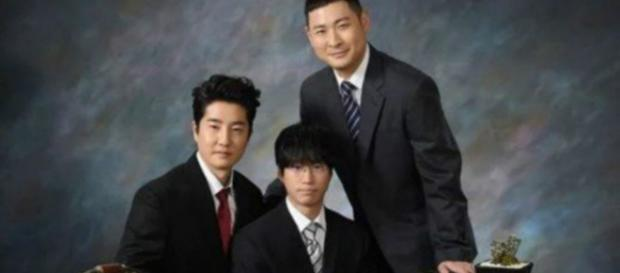 Epik High's current profile image which went viral in Korea (Image via KoreanPop/Youtube)