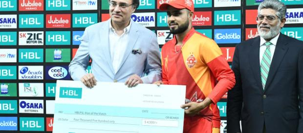 PSL 2019 live cricket streaming on PTV Sports (Image via The RealPCB/Twitter)