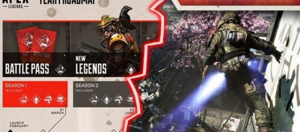 Season 1 of 'Apex Legends' will come out soon! - [Apex Today / YouTube screencap]