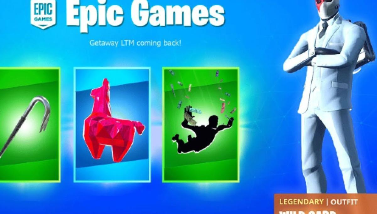 Free Getaway Challenges And Rewards Are Coming To Fortnite