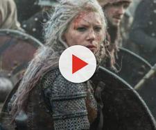 Lagertha em Vikigns (Reprodução/History)