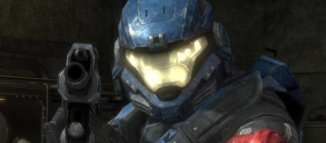 'Halo Reach: Noble Six' - [343 Studios / Halo screencap]