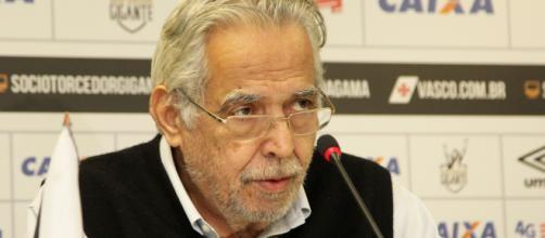 Aos 74 anos, morre Eurico Miranda, ex-presidente do Vasco. (Foto: Reprodução/ Arquivo Blasting News)