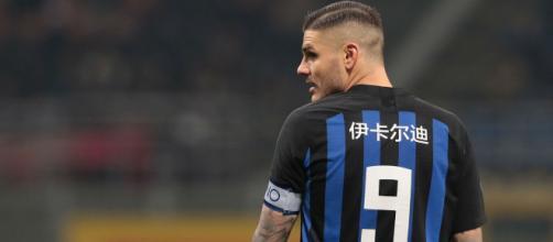 Continuano le incomprensioni tra Icardi e l'Inter
