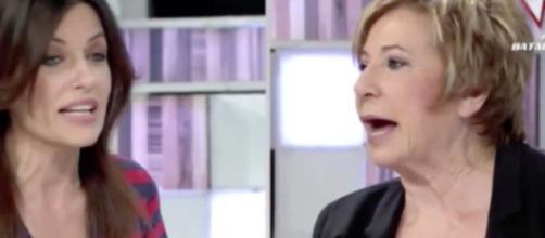 Cristina Seguí y Celia Villlobos