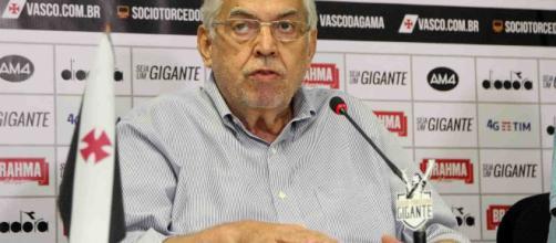 Dirigente tinha 74 anos (Crédito: Divulgação/ Vasco da Gama).
