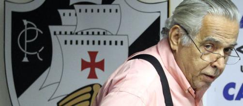 Eurico Miranda faleceu no Rio de Janeiro, ele estava com câncer no cérebro. (Foto: Reprodução/Arquivo BN)