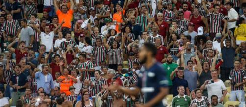 Flu segue lutando por direito adquirido em contrato por Setor Sul no Maracanã (Divulgação/Lucas Merçon)