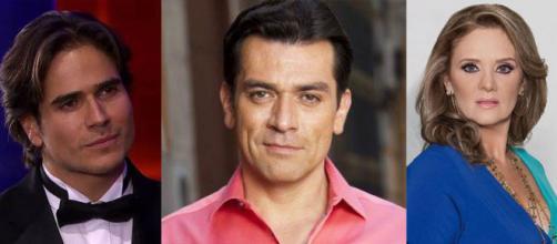 Grandes nomes da TV estão deixando a Televisa (Imagens: Televisa e Mediamass)