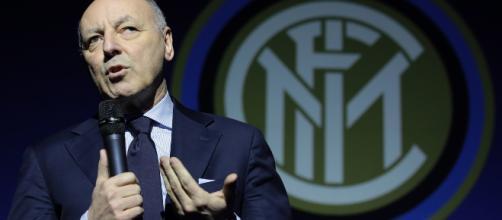 L'AD dell'Inter Giuseppe Marotta