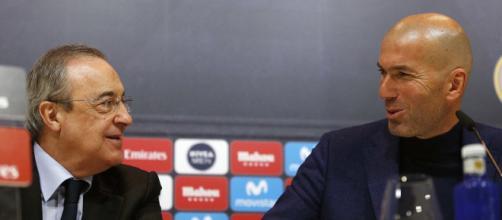 Zidane est le nouvel entraîneur d'un Real Madrid plus que jamais au fond du gouffre