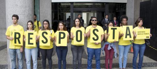 Pms são presos suspeitos da morte de Marielle Silva (Foto: BlastingNews)