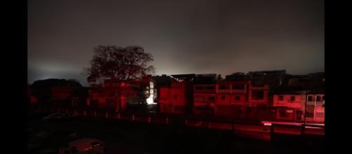 Un cáos en Venezuela durante en mega-apagón