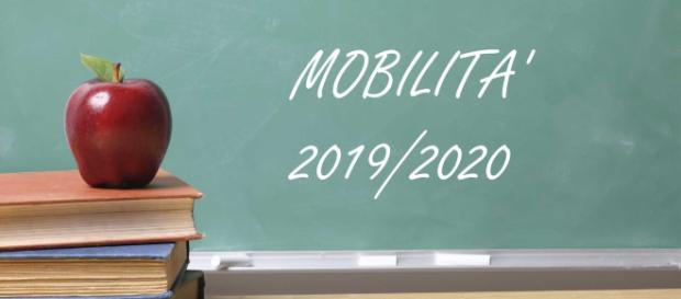 Domanda mobilità: si allegano differenti documenti tra cui la dichiarazione dei servizi