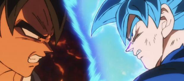 """Dragon Ball Super Broly Released """"Blizzard"""" Video With All-New ... - otakukart.com"""