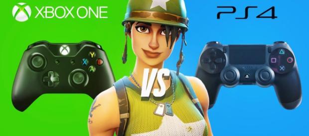 PS4 vs. Xbox One war has begun. Credit: TmarTn2 / YouTube
