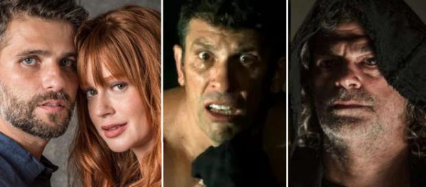 Serial killer irá matar guardiães nos próximos capítulos (Reprodução TV Globo)