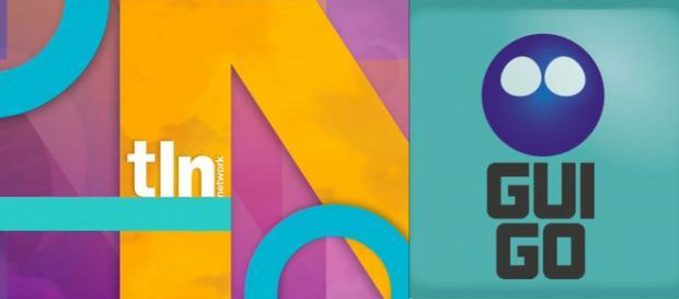 TLN Network estará de volta ao Brasil através da Guigo TV (Imagem: Reprodução Youtube e Twitter)
