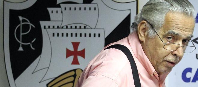 Eurico Miranda, ex-presidente vascaíno, morre no Rio de Janeiro