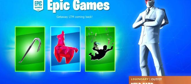 Free Getaway challenges and rewards are coming to Fortnite Battle Royale