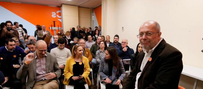 Igea se convierte en el candidato de Ciudadanos para Castilla y León