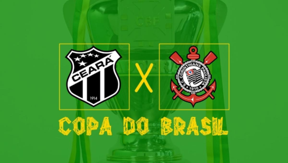 Ceara X Corinthians Globo Transmite O Jogo Da Copa Do Brasil Ao Vivo As 21h30