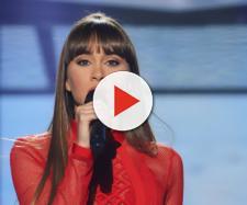 Aitana, en la Gala 3 de 'OT 2017'. / RTVE.es