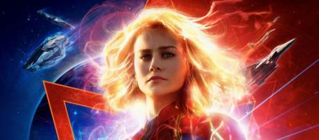 Capitã Marvel pode ser assistido nos cinemas. (Imagem: Reprodução Instagram) https://www.instagram.com/p/Bq5-x3UheTi/