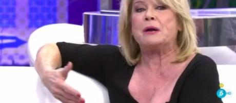 "Mila Ximénez se encara a Laura Fa: ""¿Tú de qué vives, chavala ... - bekia.es"