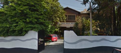 Ataque ocorreu na manhã desta quarta (Crédito: Google Maps).