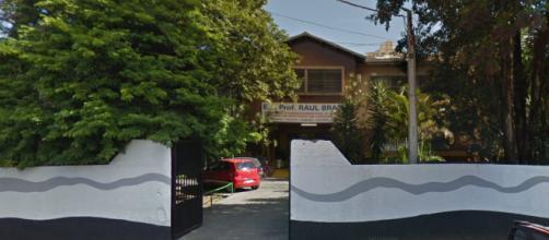 Escola onde aconteceu o tiroteio, em Suzano - (Foto: Google Maps/Reprodução)