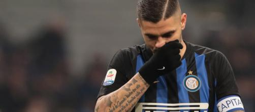 """Icardi rompe con l'Inter, sarà fermo fino alla sosta: """"E' l'ultima ... - goal.com"""