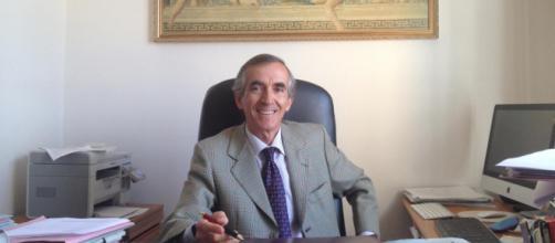 Ignazio Manca, coordinatore nordovest Sardegna (Lega - Salvini Sardegna) - Fonte: Pietro Serra