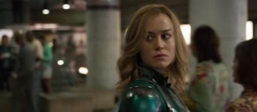 Captain Marvel breaks Box Office records - Image credit - Marvel Entertainment | YouTube