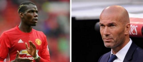 Mercato Real Madrid : Pérez aurait promis Pogba à Zidane