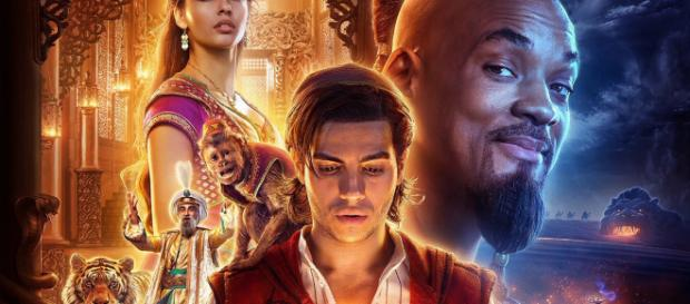 Aladdin : la bande annonce de l'adaptation Live-Action est là ! - geekgeneration.fr
