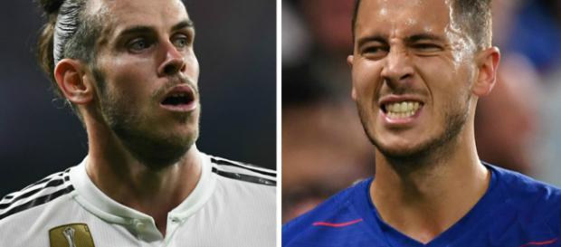 Gareth Bale et Eden Hazard plus que jamais sur le départ - goal.com