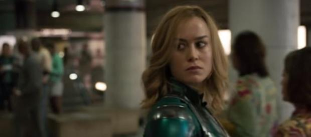 Captain Marvel breaks Box Office records - Image credit - Marvel Entertainment | YouTube