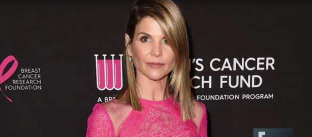Lori Loughlin can take a cue from her When Calls the Heart character in facing the college scandal fallout. [Image source:ENews-YouTube]