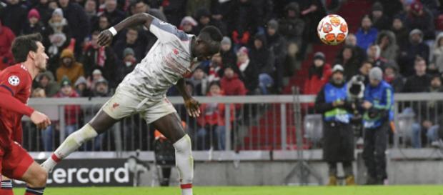 Mané tuvo dos goles en la vuelta y fue la figura de los Reds. - washingtonpost.com