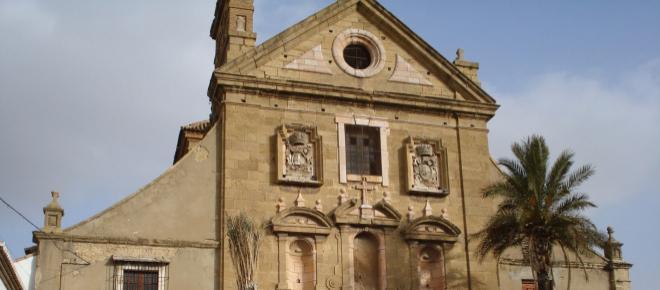 Roban en una iglesia de Antequera las hostias consagradas para comulgar