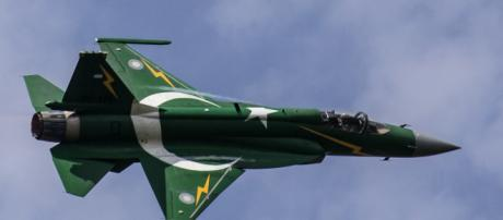 The JF-17 Thunder jet is being upgraded-Photo-Image credit-(Defense Barta/youtube.com)