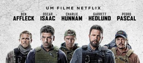 Ben Affleck estrela filme de guerra na Netflix (Foto: Divulgação/ Netflix)