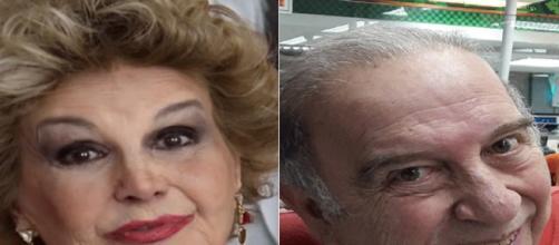 Castrinho foi acusado por Íris Bruzzi de estuprá-la (Reprodução)