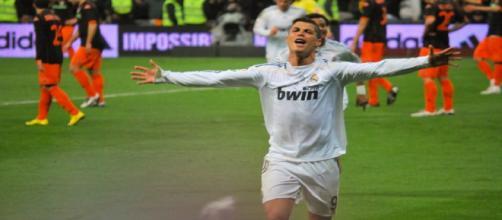 Cristiano Ronaldo - [Jan S0L0 / Flickr]