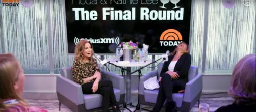Kathie Lee Gifford and Hoda Kotb trade truth, laughter, and tears in their Sirius radio interview. [Image source:SiriusXM-YouTube]