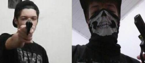 Massacre em Suzano: atirador teria se aconselhado em fórum extremista (Foto: Reprodução/Arquivo Pessoal)