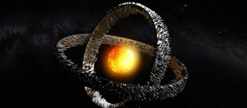 Megastruttura aliena utilizzata per spiegare l'anomalia di EPIC.