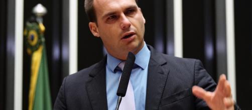 O deputado federal Eduardo Bolsonaro (Arquivo Blasting News)